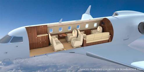 Challenger 300 9 passenger floorplan (1)